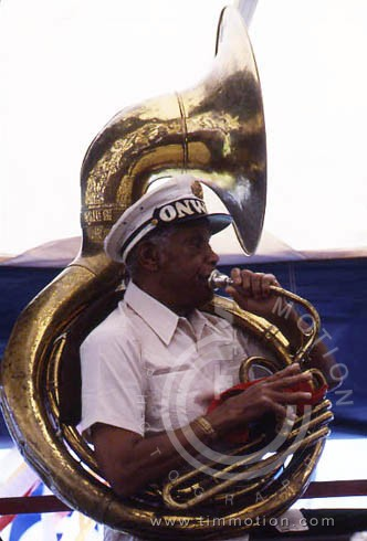ONWARD BRASS BAND